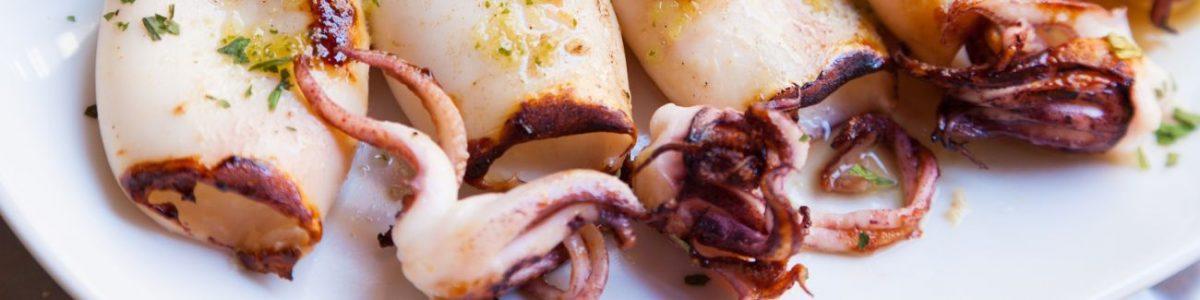 Pacific Squid Allergy Test